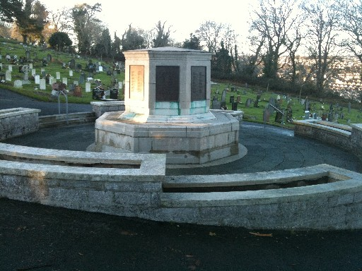 War Memorial / Monument After Cleaning
